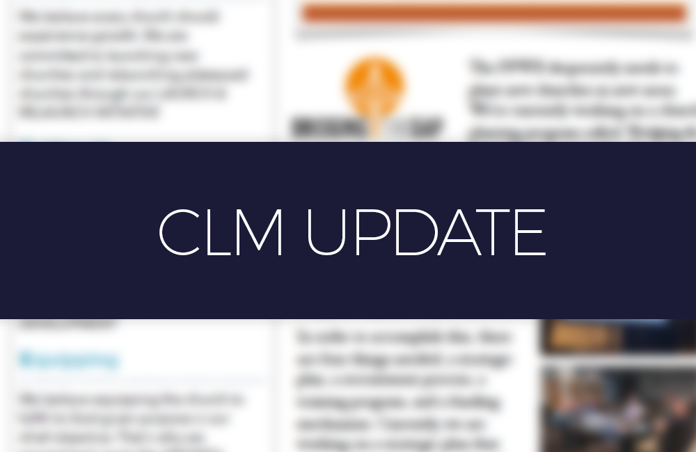 CLM Update January 2018
